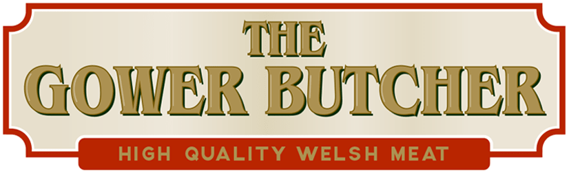 The Gower Butcher logo